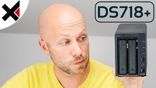 Synology DiskStation DS718+ Review Deutsch | iDomiX