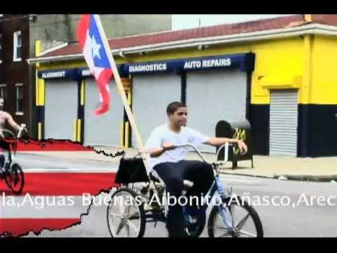 Boricua Anthem. PHILADELPHIA Puerto Rican Parade 2011 DC