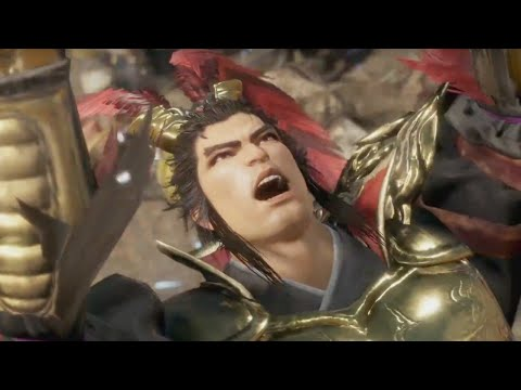 Dynasty Warriors 9 Official Lu Bu Character Highlight Trailer