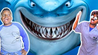 GIANT SHARK! - Shiloh And Shasha - Onyx Kids