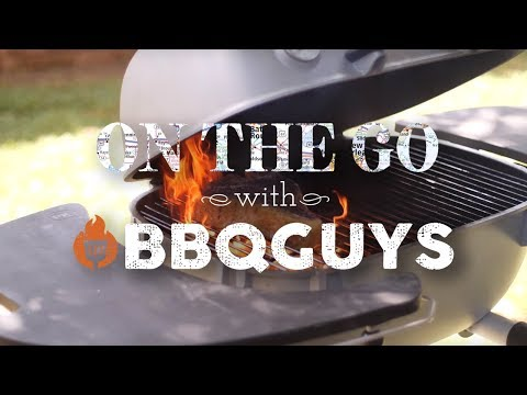 PK 360 Cast Aluminum Grill featured by On the Go with BBQGuys