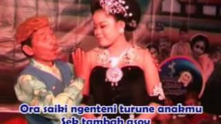 LORO KANGEN - KACU KUNING - NENG TIKA & CAK KHUNTING