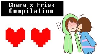 FR - Chara x Frisk [COMIC UNDERTALE]