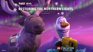 LEGO Disney Frozen Northern Lights (Part 4/4): Restoring the Northern Lights | Disney