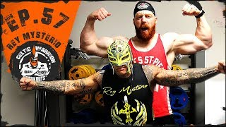 Ep.57 Rey Mysterio 619pm Workout...