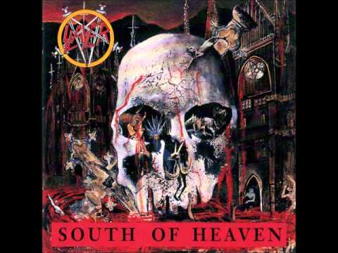 Slayer - South Of Heaven Instrumental