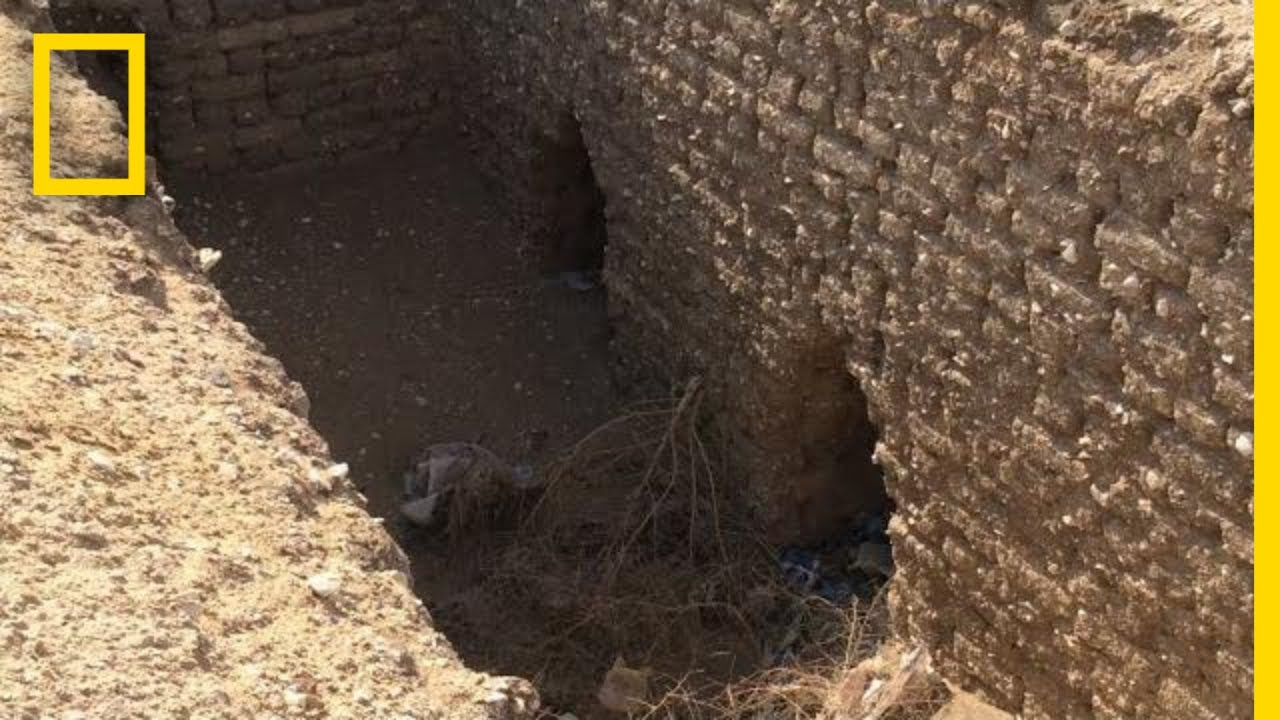 More Than 800 Ancient Egyptian Tombs Mapped for First Time | National Geographic thumbnail