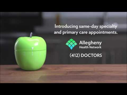 AHN.org | Same Day Appointments for Specialty Care & Primary Care Visits
