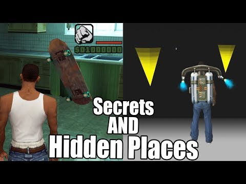 Download Gta San Andreas Secrets And Facts 5 Video 3GP Mp4 FLV HD
