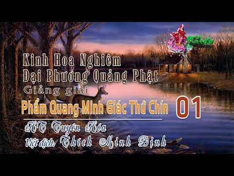 9. Phẩm Quang Minh Giác -1