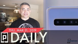 Galaxy S10 5G Launch Date, AirPods 2 update & more
