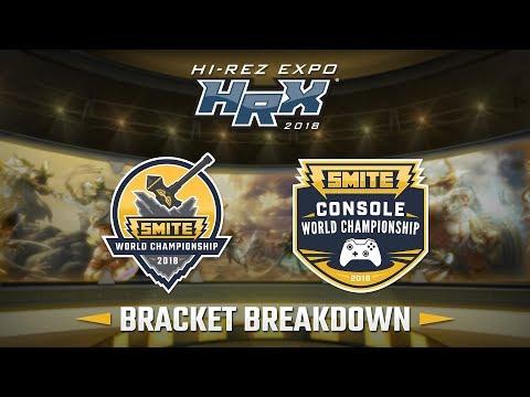 Smite HRX 2018 Overview eSports
