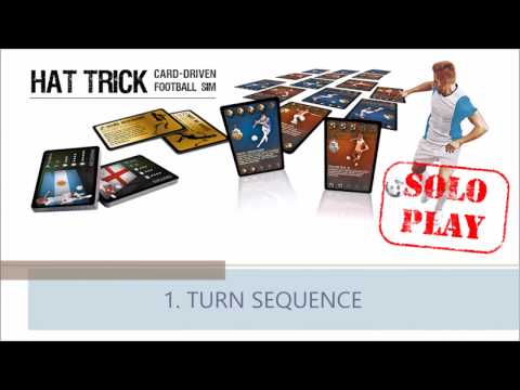 1. Solo play: Turn sequence
