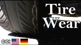 Fix Excessive Premature Tire Wear (Mercedes Benz R170,SLK,AMG,Crossfire SRT) uneven repair