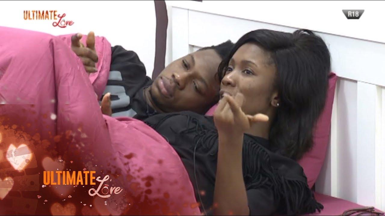 Ultimate Love 2020 28th February highlights Iykeresa share lovely moment