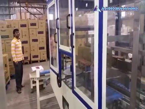 Carton Packing & Taping Machine