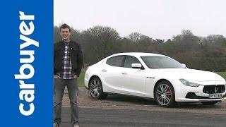 Maserati Ghibli saloon 2014 review - Carbuyer