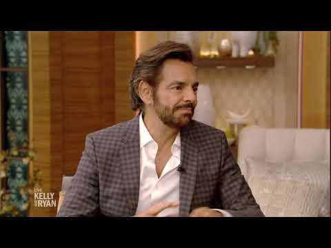 Eugenio Derbez Talks About His Crossover from Mexican TV to Hollywood