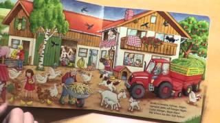 Mein allererstes Wimmel-Bilderbuch Bauernhof - Ravensburger mini steps ab 24 Monaten