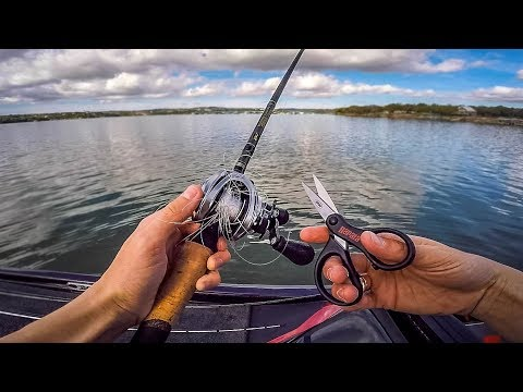 The Fishing Mistake We ALL Make 😅 (Winter Bass Fishing Tips)