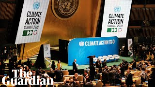 World Leaders Attend 2019 UN Climate Action Summit – Watch Live