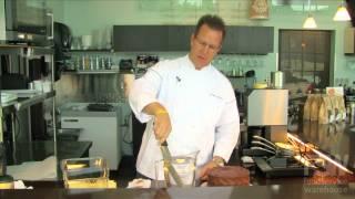 Ask Keegan Gerhard: How to Properly Cut a Cake