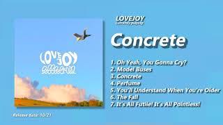 Kadr z teledysku Concrete tekst piosenki Lovejoy