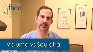 Dr. Clevens on Voluma vs Sculptra