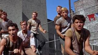 West Side Story - Jet Song - Official Dance Scene - 50th Anniversary (High Quality Mp3)