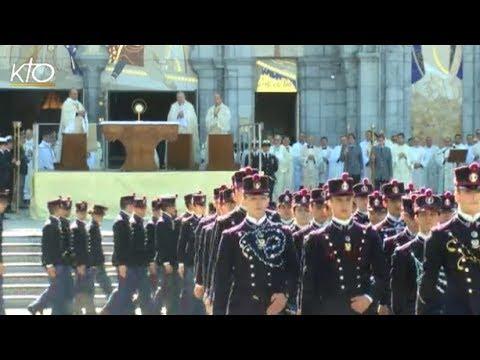 Le pèlerinage militaire international