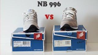 New Balance 996 /original vs fake/