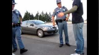 WA State Trooper Tries To Break My Camera