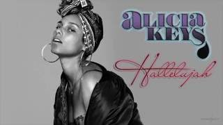Alicia Keys - Hallelujah (Lyrics)