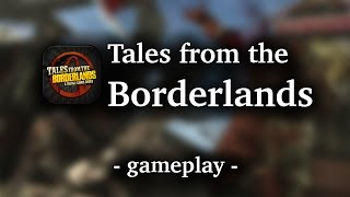 Tales from the Borderlands [by Telltale] - iPad/iPhone Gameplay