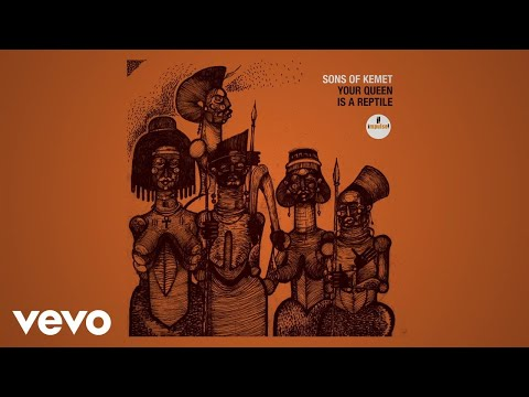 Sons Of Kemet - My Queen Is Harriet Tubman (Audio) online metal music video by SONS OF KEMET