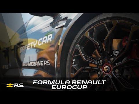 2018 Formula Renault Eurocup - Safety car