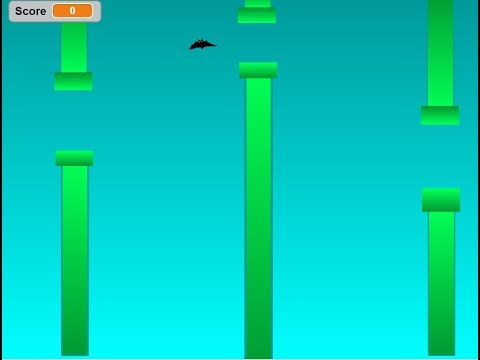 Scratch Flappy Bird Easy Game Tutorial