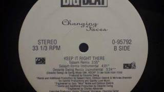 Changing Faces - Keep It Right There (Salaam Remi Remix) (Instrumental)