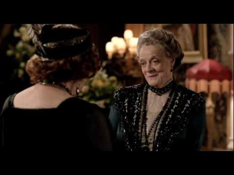Downton Abbey Season 3 (Clip 2)