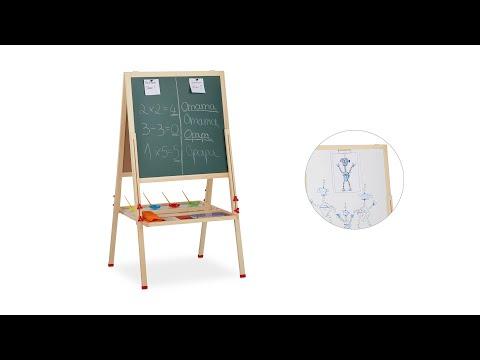 Standtafel Kinder mit Whiteboard