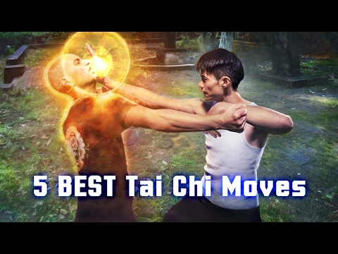 5 BEST Tai Chi Moves &amp Techniques for Self Defense