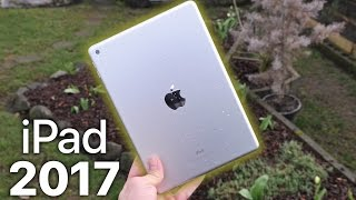 2017 iPad 9.7-inch Review! Worth $329? - dooclip.me