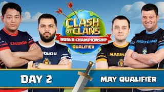 World Championship - May Qualifier - Day 2 - Clash of Clans