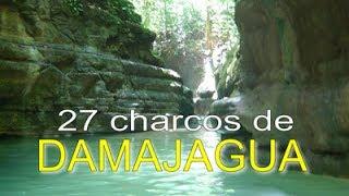 preview picture of video 'Los 27 charcos de Damajagua'
