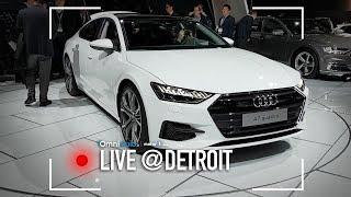 Audi A7 Sportback: non la classica berlina, insomma - Video Novità