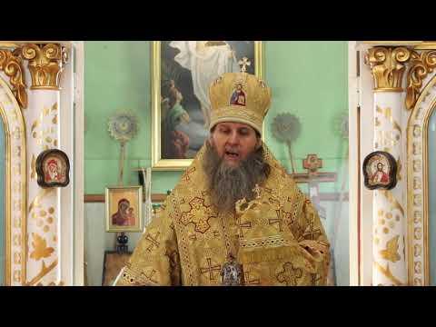 Митрополит Даниил совершил в Смолино Литургию накануне дня памяти священника Григория Пономарёва
