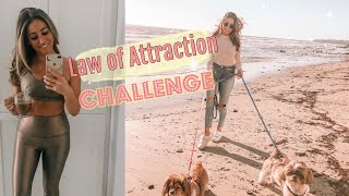 My Everyday HEALTHY COFFEE + Law of Attraction Challenge!