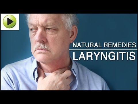 Video Laryngitis - Natural Ayurvedic Home Remedies