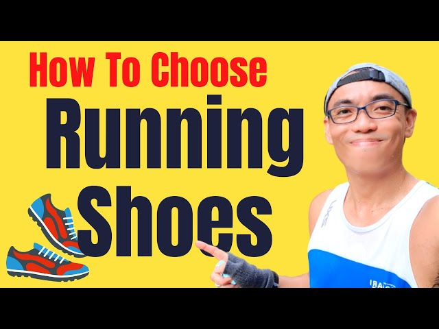 How To Choose Running Shoes Selecting The Best For Your Feet