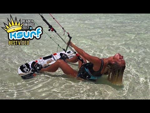 Video Best of Zanzibar ... 2017 Kitesurfing